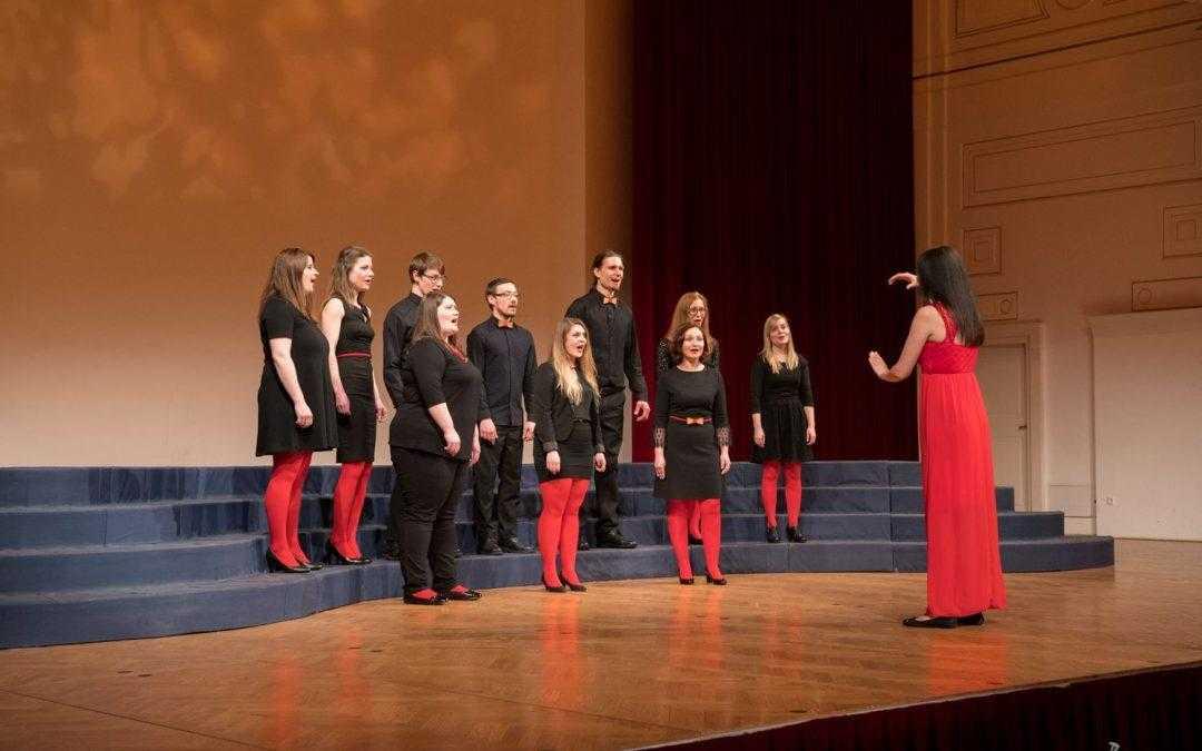Mešani pevski zbor KUD Coda