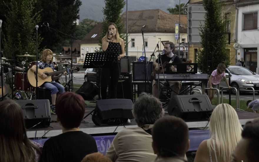 (Z)mešani festival: Na terasi kluba Satchmo nastopi učencev z znanimi glasbeniki